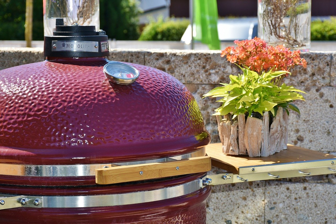 kamado smoker overview