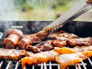 best natural gas grill and smoker combo