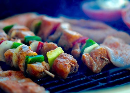best portable charcoal grill tailgating