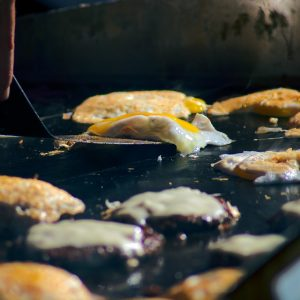 best outdoor gas griddles