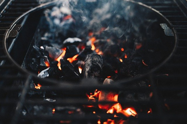 Shut Down the Charcoal Grill