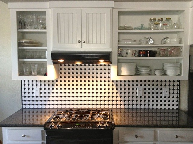 gas stove tops with downdraft